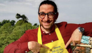Gerardo Abbandonato Bake Off Italia 2021