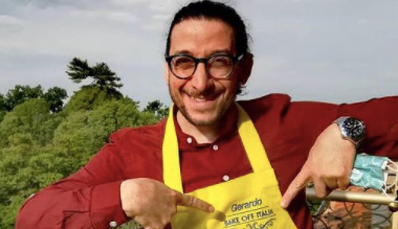 Chi è Gerardo Abbandonato di Bake Off Italia? Biografia, Età, Instagram