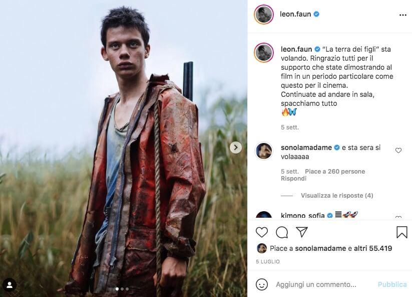 Leon Faun Instagram
