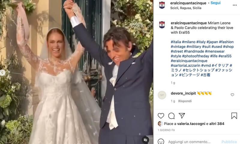 Paolo Carullo Instagram