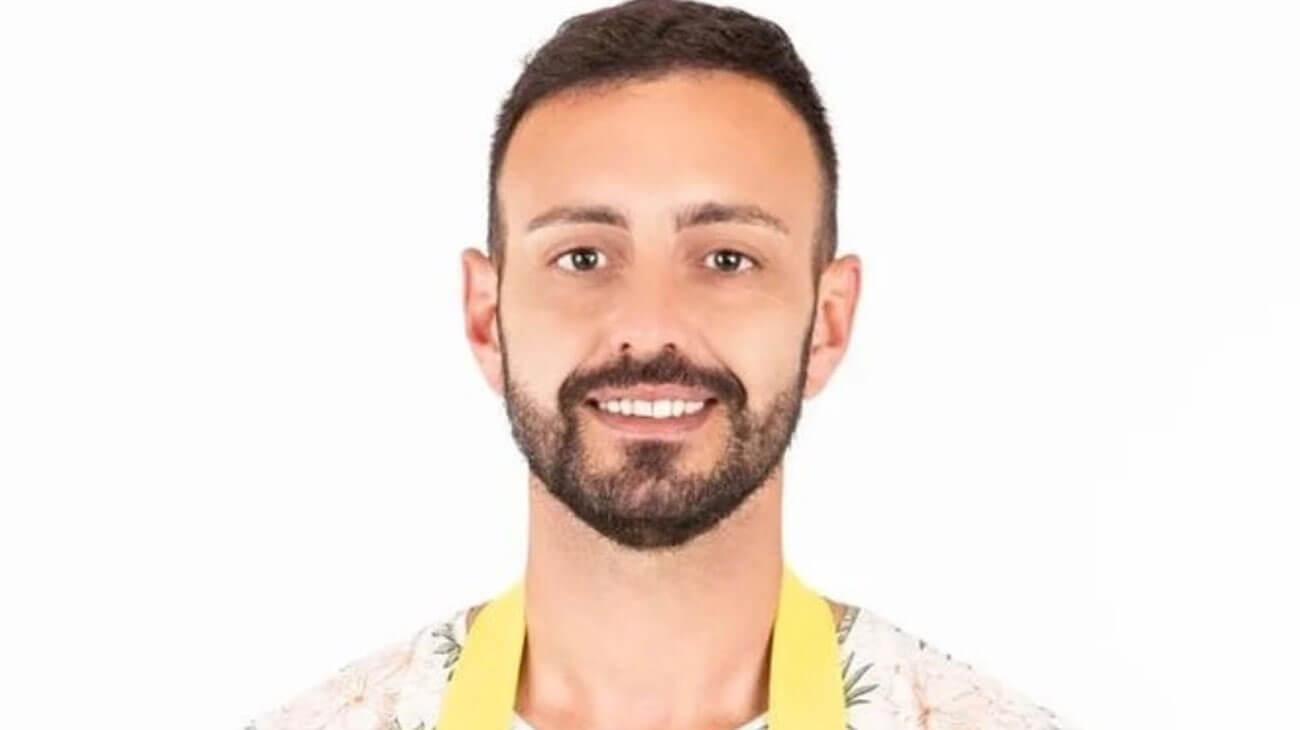 Chi è Roberto Portanova Bake Off Italia 2021: Biografia, Età, Lavoro e Instagram