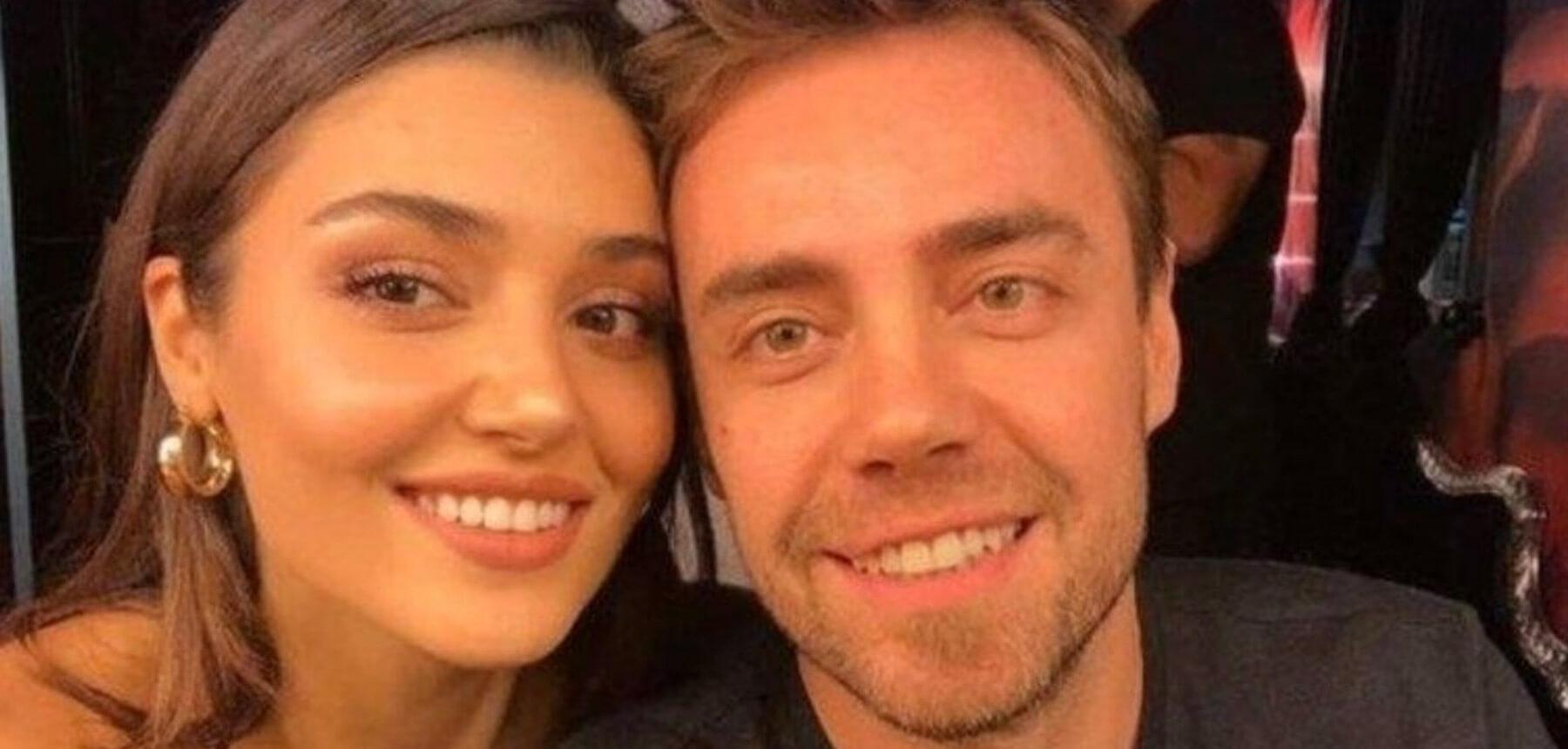 Hande Ercel: avete visto l' Ex Fidanzato? E' un Famoso Cantante e Stavano Per Sposarsi