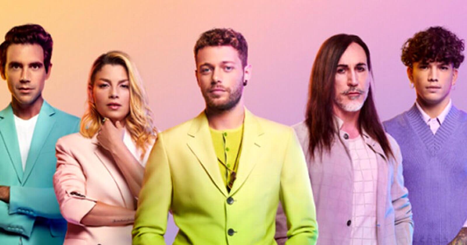 X Factor 2021: Le Squadre di Mika, Manuel, Hell Raton ed Emma ai Live